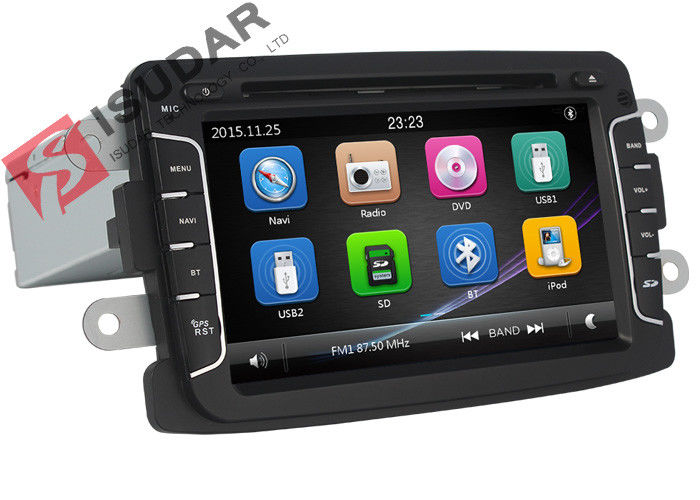 7 Inch Android Play Car Stereo Multimedia Player System For LADA Xray II TV RADIO