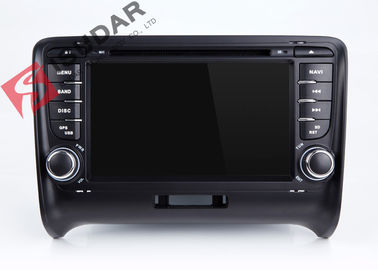 Wince MTK 3360 Audi Tt Dvd Player, Double Din Touchscreen Head Unit, Dukungan Ipod