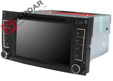 Output USB Depan VW Transporter Dvd Player, Volkswagen Touch Screen Multimedia Player