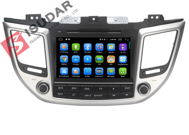 Multi Touch Capacitive 8 Inch Android Car Stereo, 2015 Hyundai Tucson Dvd Player