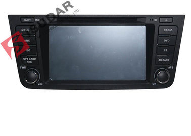 Android 6.0 Octa Core Car Navigasi GPS DVD Player 4G Untuk Geely Emgrand X7 / GX7