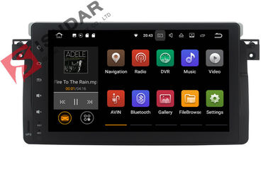 BMW E46 Car Stereo Multimedia Player Sistem Android 7.1.1 BMW 3 Series Navigation