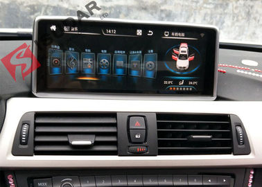 Mirrorlink Android 4.4 Car Dvd Player, BMW 1 Series Sat Nav System, Dukungan IDrive