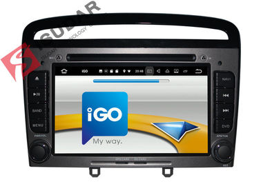 HMDI Output Double Din Dvd Car Stereo, Peugeot 408 / Peugeot 308 Dvd Player Built-In WIFI