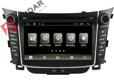 1080p Radio Android 6.0 2 Din Car Dvd Player Untuk HYUNDAI I30 2011-2013